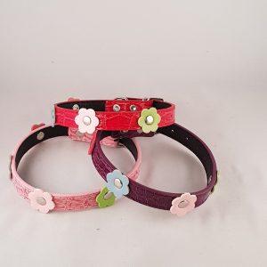 collar diseño Flores 36cm