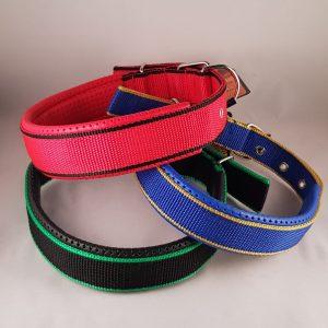 Collar perro Reforzado Acolchado, Grande 60cm