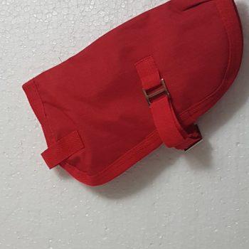 Capa para Perro Roja
