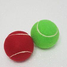 Pelota de Tenis Extra-Dura, 8 cm de diámetro.