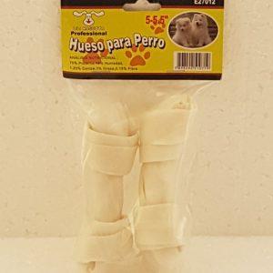 Pack 2 Huesos de Cartílago, 13 cm.