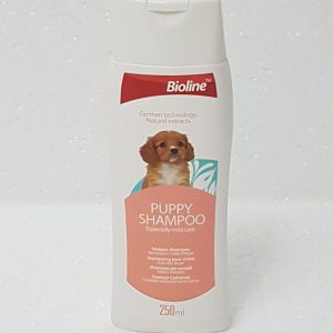 Shampoo para Cachorros Bioline 250 ml.