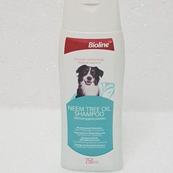 Shampoo Aceite de Neem 250 ml.
