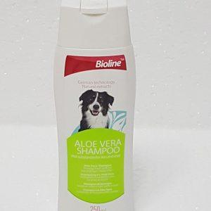 Shampoo Aloe Vera 250 ml.